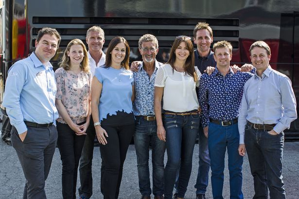 BBC-f1-team, daily mirror