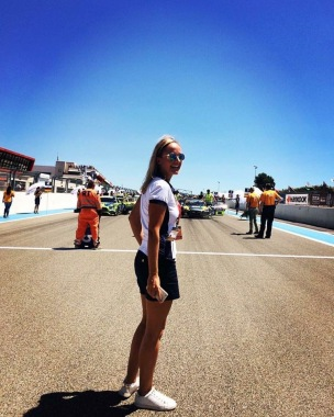 Circuit Paul Ricard Grid