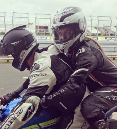 Pillion Ride at Phillip Island