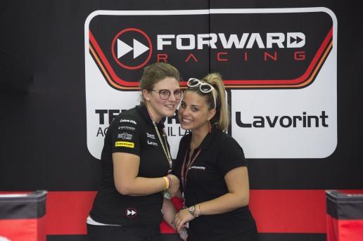 2016 Forward Team 17 Sepang GP