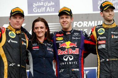 2013 Bahrain Grand Prix - Sunday